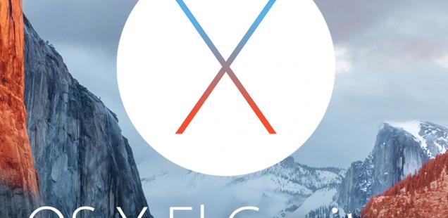 OS X El Capitan 発表