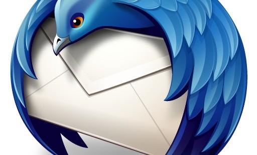 Thunderbird のメールアカウントの表示順序を並び変える