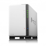Synology Diskstaion ds216j のおすすめ設定